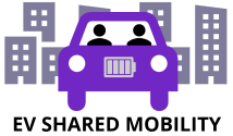 EV Shared Mobility Logo